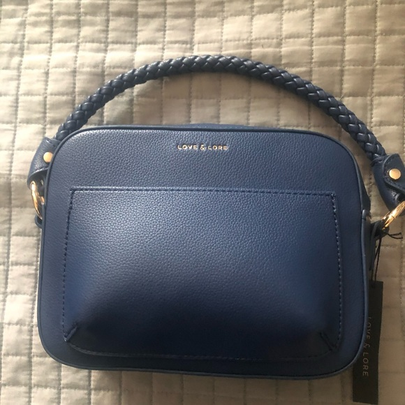 Top handle and crossbody LOVE AND LORE
